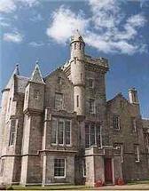 Balfour Castle Orkney Isle of, United Kingdom