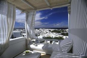 Belvedere Hotel Mykonos, Greece