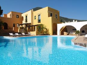 Hotel Signum Aeolian Islands Salina, Italy