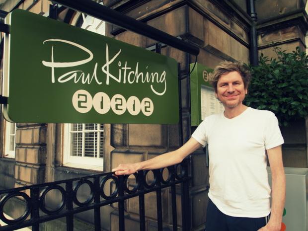 21212 Paul Kitching Edinburgh Michelin Starred Restaurants